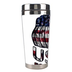 Usa Bowling  Stainless Steel Travel Tumblers by Valentinaart
