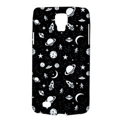 Space Pattern Galaxy S4 Active by Valentinaart