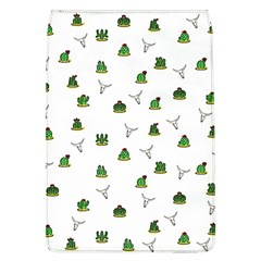 Cactus Pattern Flap Covers (l)  by Valentinaart