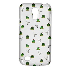 Cactus Pattern Galaxy S4 Mini by Valentinaart
