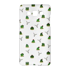 Cactus Pattern Samsung Galaxy A5 Hardshell Case  by Valentinaart