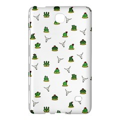 Cactus Pattern Samsung Galaxy Tab 4 (8 ) Hardshell Case  by Valentinaart