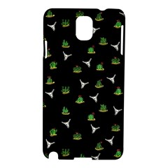 Cactus Pattern Samsung Galaxy Note 3 N9005 Hardshell Case