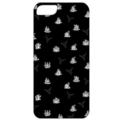 Cactus Pattern Apple Iphone 5 Classic Hardshell Case by Valentinaart
