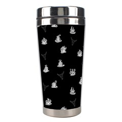 Cactus Pattern Stainless Steel Travel Tumblers