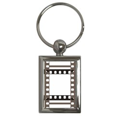 Frame Decorative Movie Cinema Key Chains (rectangle)