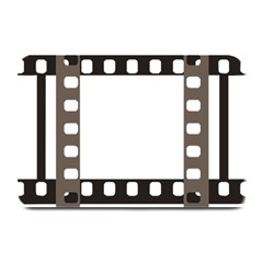 Frame Decorative Movie Cinema Plate Mats by Nexatart