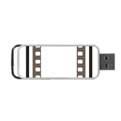 Frame Decorative Movie Cinema Portable Usb Flash (two Sides)