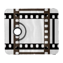 Frame Decorative Movie Cinema Galaxy S3 (flip/folio) by Nexatart