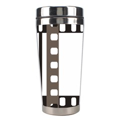 Frame Decorative Movie Cinema Stainless Steel Travel Tumblers by Nexatart