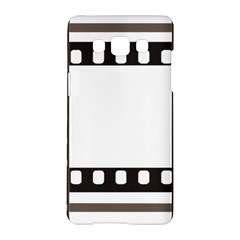 Frame Decorative Movie Cinema Samsung Galaxy A5 Hardshell Case