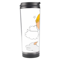 Angel Baby Bottle Cute Sweet Travel Tumbler by Nexatart