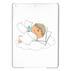 Sweet Dreams Angel Baby Cartoon Ipad Air Hardshell Cases by Nexatart