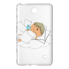 Sweet Dreams Angel Baby Cartoon Samsung Galaxy Tab 4 (7 ) Hardshell Case  by Nexatart
