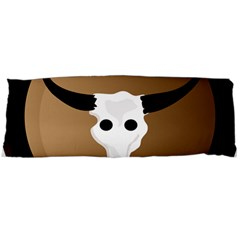 Logo The Cow Animals Body Pillow Case Dakimakura (two Sides)