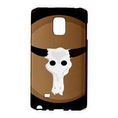 Logo The Cow Animals Galaxy Note Edge by Nexatart