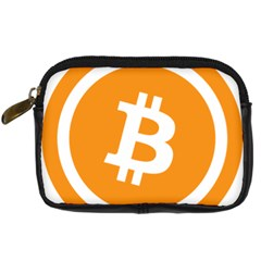Bitcoin Cryptocurrency Currency Digital Camera Cases by Nexatart
