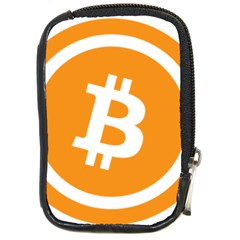 Bitcoin Cryptocurrency Currency Compact Camera Cases by Nexatart