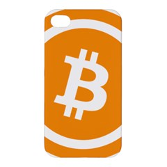 Bitcoin Cryptocurrency Currency Apple Iphone 4/4s Premium Hardshell Case