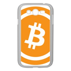 Bitcoin Cryptocurrency Currency Samsung Galaxy Grand Duos I9082 Case (white)