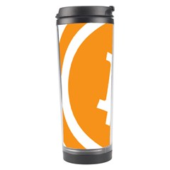 Bitcoin Cryptocurrency Currency Travel Tumbler