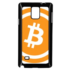 Bitcoin Cryptocurrency Currency Samsung Galaxy Note 4 Case (black)
