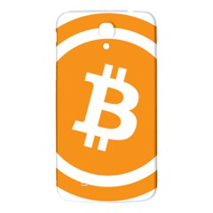 Bitcoin Cryptocurrency Currency Samsung Galaxy Mega I9200 Hardshell Back Case by Nexatart