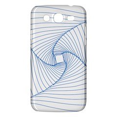 Spirograph Pattern Drawing Design Samsung Galaxy Mega 5 8 I9152 Hardshell Case  by Nexatart