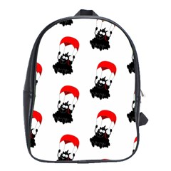 Pattern Sheep Parachute Children School Bags (xl)