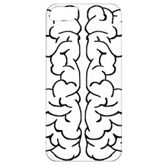 Brain Mind Gray Matter Thought Apple Iphone 5 Classic Hardshell Case by Nexatart