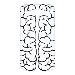 Brain Mind Gray Matter Thought Samsung Galaxy S4 I9500/i9505 Hardshell Case by Nexatart