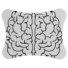 Brain Mind Gray Matter Thought Jigsaw Puzzle Photo Stand (bow)