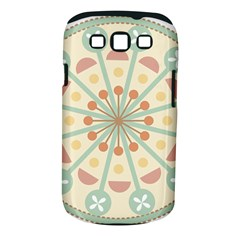 Blue Circle Ornaments Samsung Galaxy S Iii Classic Hardshell Case (pc+silicone) by Nexatart