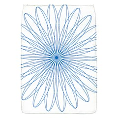 Spirograph Pattern Circle Design Flap Covers (s)  by Nexatart