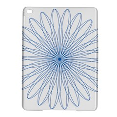 Spirograph Pattern Circle Design Ipad Air 2 Hardshell Cases by Nexatart