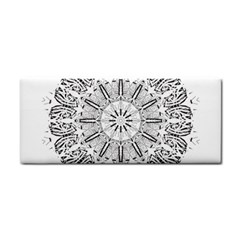 Art Coloring Flower Page Book Cosmetic Storage Cases by Nexatart