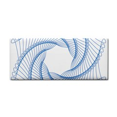 Spirograph Spiral Pattern Geometric Cosmetic Storage Cases by Nexatart