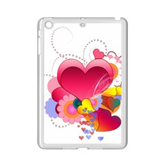 Heart Red Love Valentine S Day Ipad Mini 2 Enamel Coated Cases