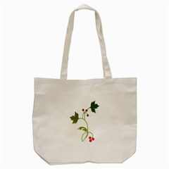 Element Tag Green Nature Tote Bag (cream) by Nexatart