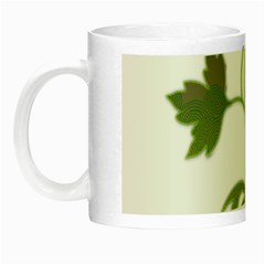 Element Tag Green Nature Night Luminous Mugs by Nexatart