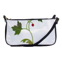 Element Tag Green Nature Shoulder Clutch Bags by Nexatart