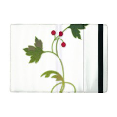 Element Tag Green Nature Apple Ipad Mini Flip Case by Nexatart