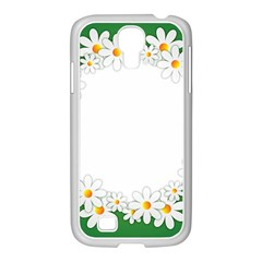 Photo Frame Love Holiday Samsung Galaxy S4 I9500/ I9505 Case (white)