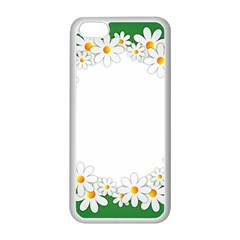 Photo Frame Love Holiday Apple Iphone 5c Seamless Case (white) by Nexatart