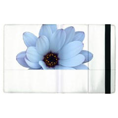 Daisy Flower Floral Plant Summer Apple Ipad 2 Flip Case by Nexatart