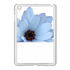 Daisy Flower Floral Plant Summer Apple Ipad Mini Case (white) by Nexatart
