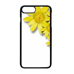 Flowers Spring Yellow Spring Onion Apple Iphone 7 Plus Seamless Case (black) by Nexatart