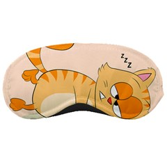 Even Cat Hates Monday Sleeping Masks by Catifornia