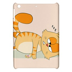 Even Cat Hates Monday Apple Ipad Mini Hardshell Case by Catifornia
