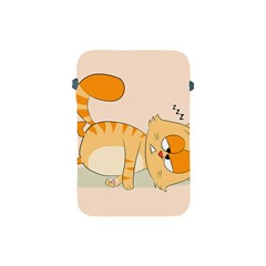 Even Cat Hates Monday Apple Ipad Mini Protective Soft Cases by Catifornia